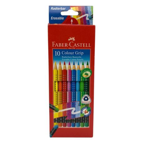 Faber-Castell-10er-Colour-Grip