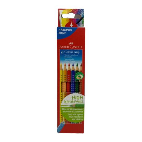 Faber-Castell-6er-Colour-Grip