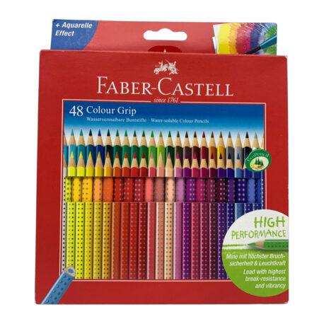 Faber-Castell-48er-Colour-Grip